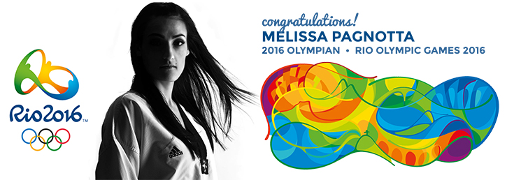 Melissa Pagnotta-Olympic Banner
